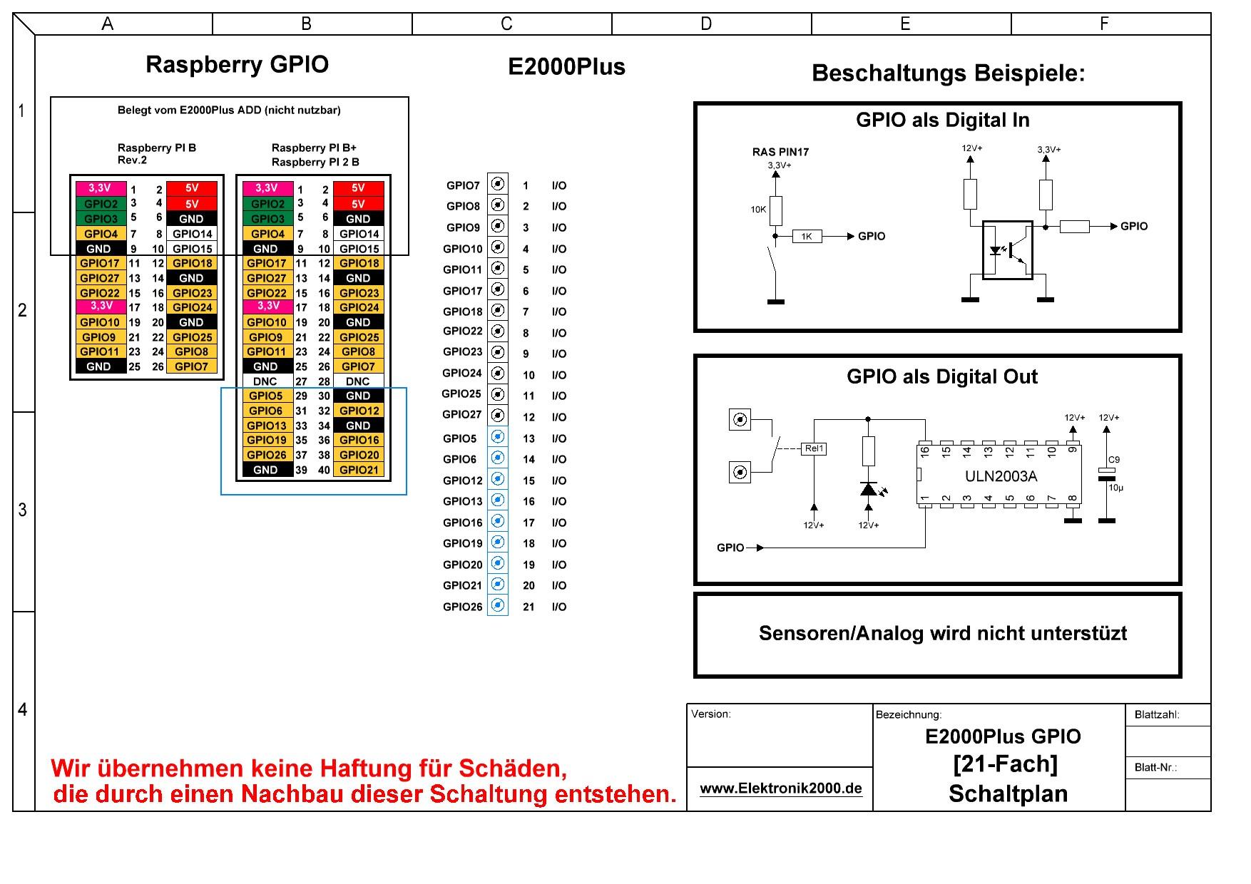 Atemberaubend Schaltplan Beispiele Galerie - Die Besten Elektrischen ...