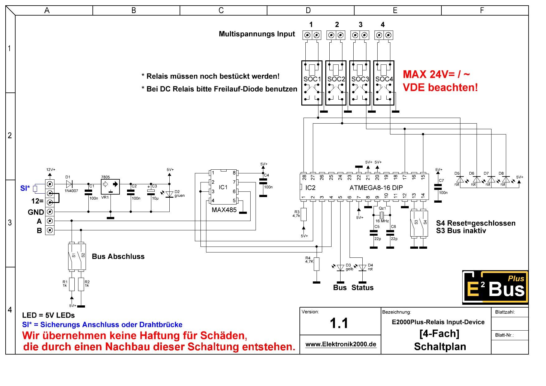 Tolle 24vac Relais Schaltplan Bilder - Die Besten Elektrischen ...